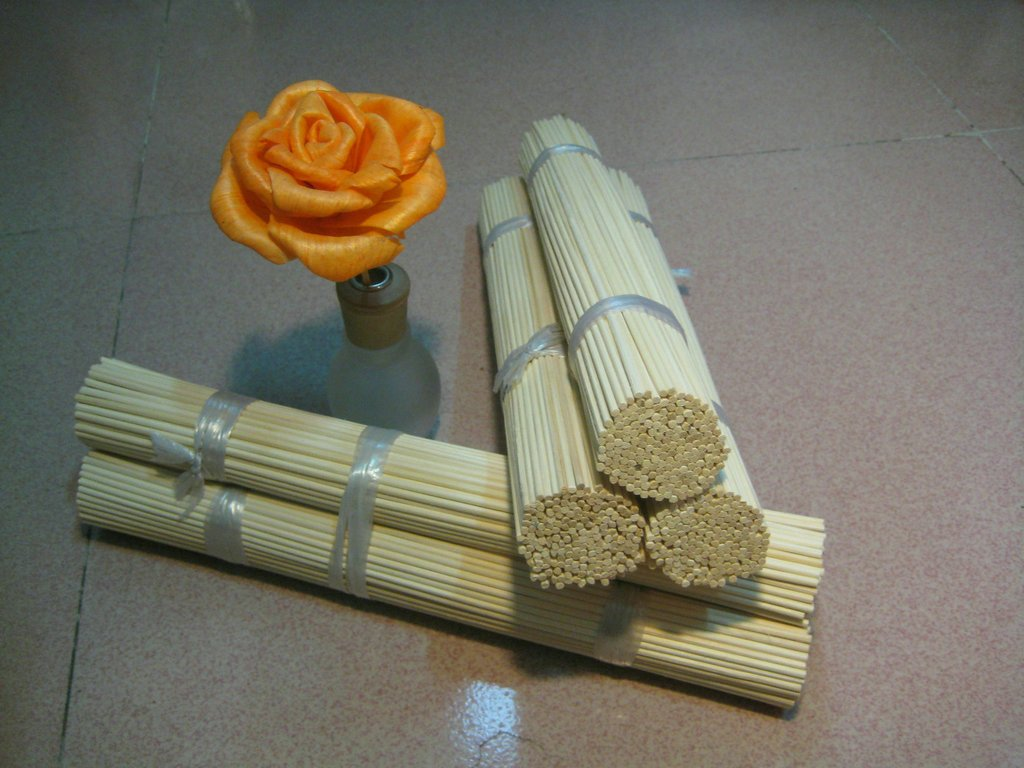 "Reed Diffuser (3.0mm x 8""/1000 Rattan Diffuser Sticks)"