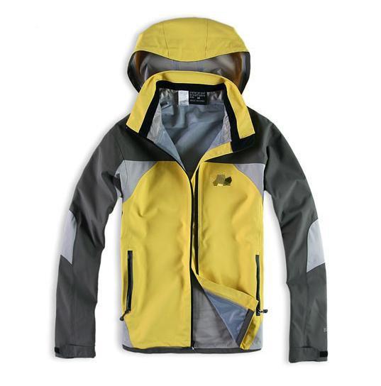 Waterproof Jacket Men's 3 Layers Hiking Climbing Jacket