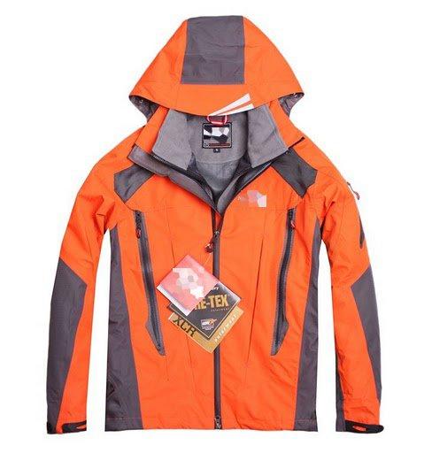 2in1 with Windstopper Fleece Men's Waterproof Parka Jacket