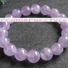 10mm Madagascar Amethyst bracelet Feng Shui Free Gift Zi Wei Dou Shu Fortune-telling