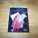 Nancy Drew Mystery Nancy&#39;s Mysterious Letter