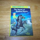 Nancy Drew Mystery The Secret of Shadow Ranch