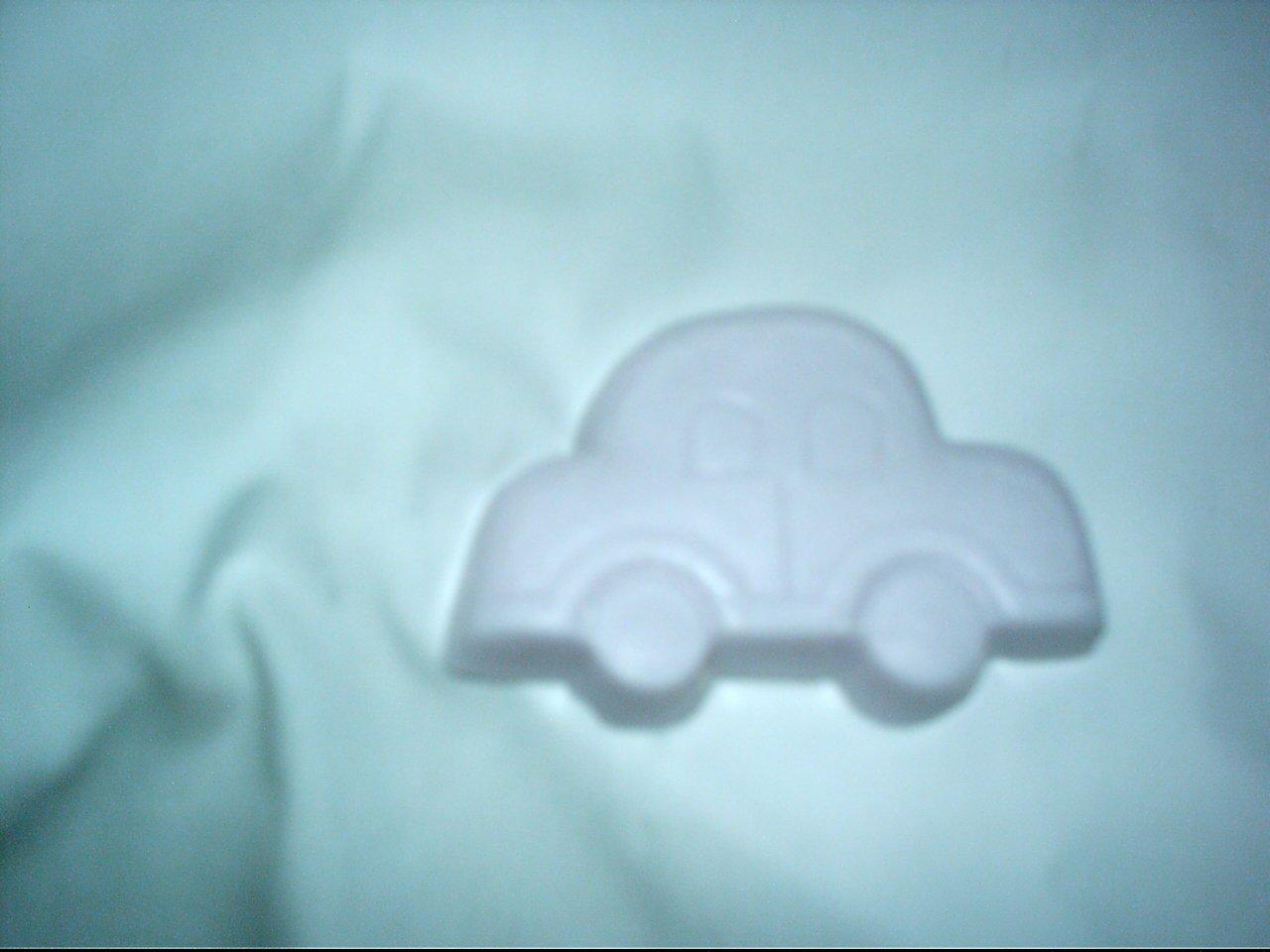 Car Shaped Soap