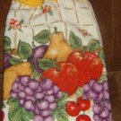 fruit kitchen towel