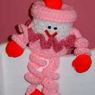 crochet VALENTINE CLOWN