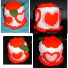 VALENTINE HEART TISSUE Cover