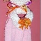BEATRICE BUNNY TOWEL HOLDER