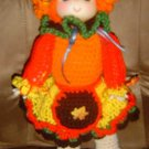 AUTUMN ASHLEY crochet doll