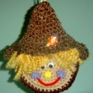 SCARECROW HEAD wallhanging