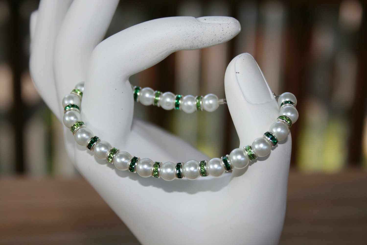Green dream bracelet