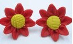 Pretty Daisy/Daisies/Floral/Flower Earrings