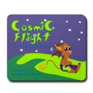 Cosmic Flight Entertainment Mousepad