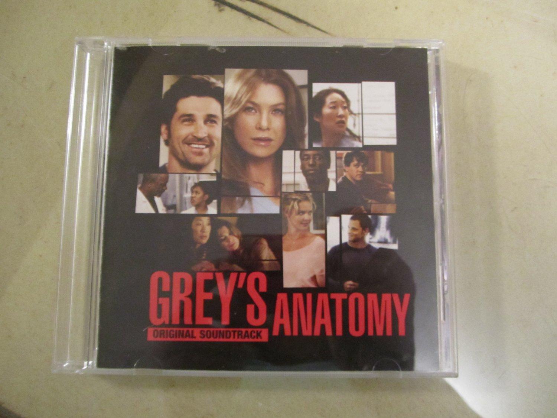 Grey's Anatomy CD~Original Soundtrack