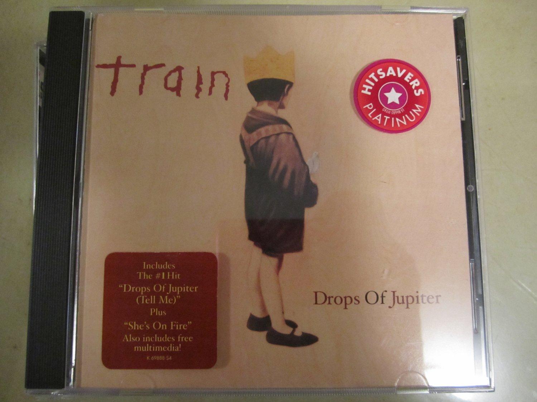 Train CD~Drops of Jupiter