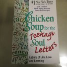 Chicken Soup for the Teenage Soul Letters