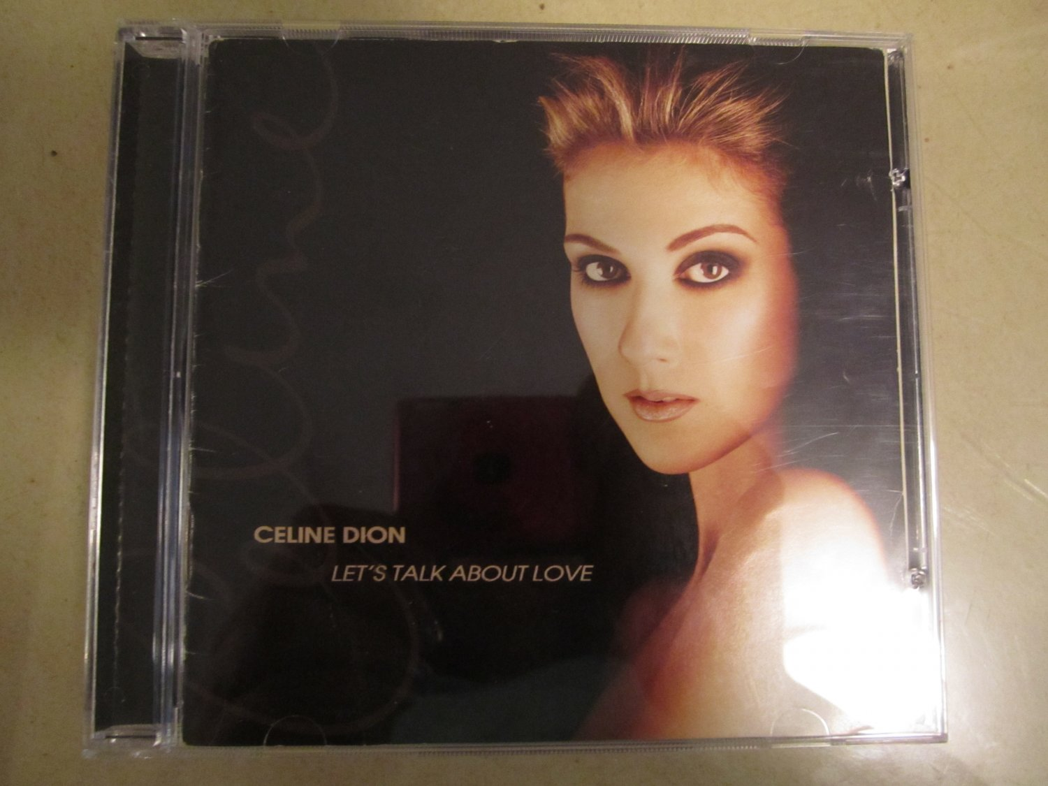 Celine Dion~Let's Talk About Love