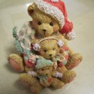 Cherished Teddies~Friendship Weathers All Storms