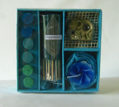 Peppermint Aroma Gift Set Box