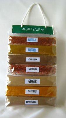 Thai Spices Set in Gift Bag
