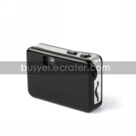 8 MP HD Video Recorder Mini Camera (PC Camera +Motion Detection)