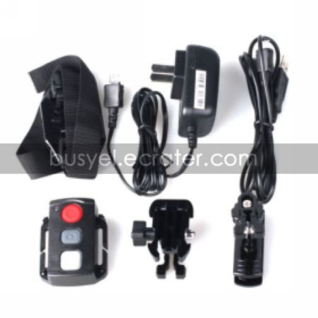 Hands Free Camcorder-AEE SD10