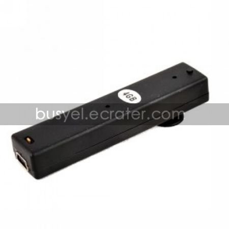 4GB Button Spy Camera (Audio + Video)