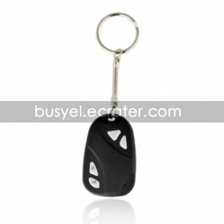 4GB Car Key with HD Spy Camera