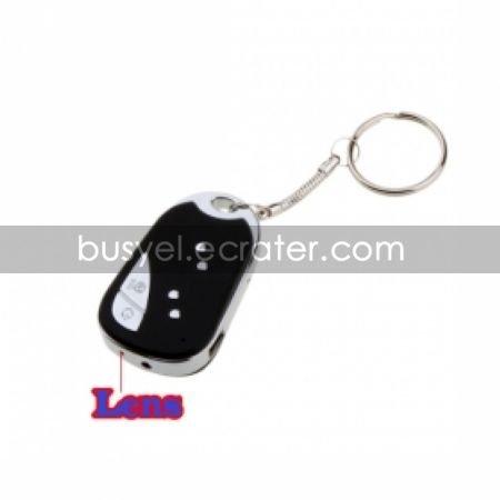 Car Keys Style Hidden Camera + 4GB Internal Memory