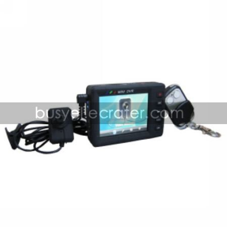 Hidden Camera with Motion Sensor + 2.5 Inch LCD Screen