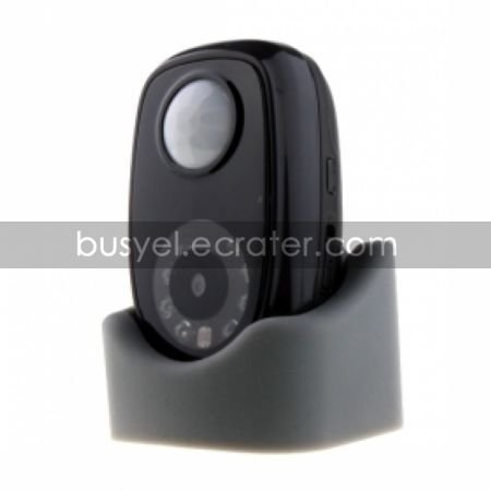 Infrare-Activated Night Vesion Spy Camera 2GB Built-inHidden Camera(SFA133)