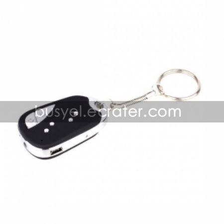 Key Chain with HD Spy Camera