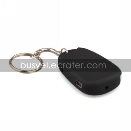 Key Chain with Hidden Surveillance Camera