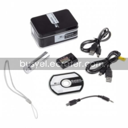 Mini HD Spy Camera with Motion Sensor