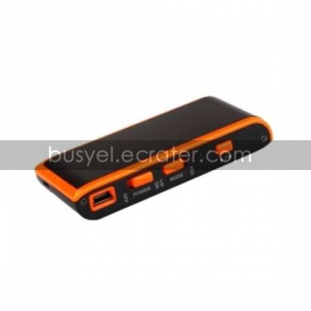 Mini Spy Camera with Voice Recorder