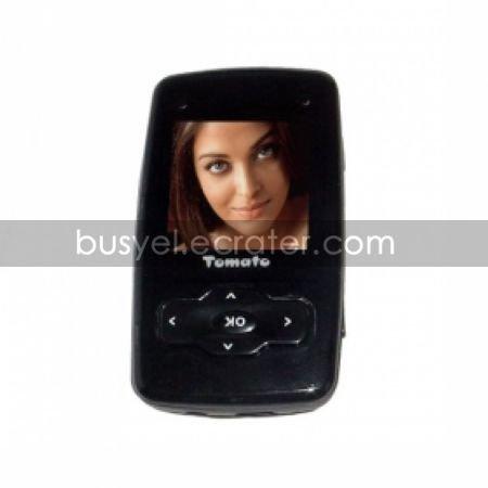 Mini Spy DVR with MP4 Player + Motion Sensor
