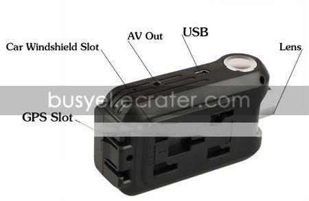 Mini TV Digital Camera (HD + Wide Angle)