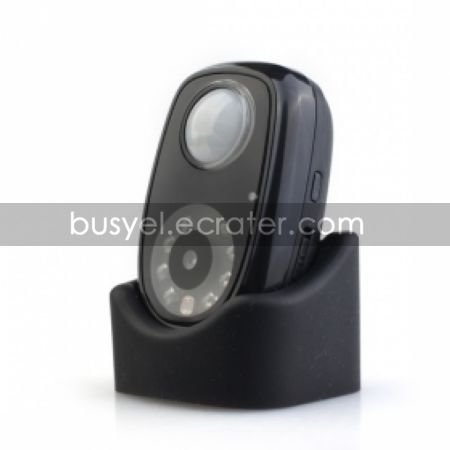 Portable Video + Audio Recorder with Motion Detector