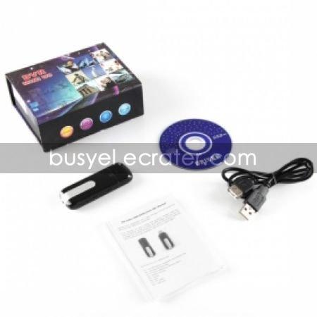USB Style Spy Camera with Motion Dection Sensor