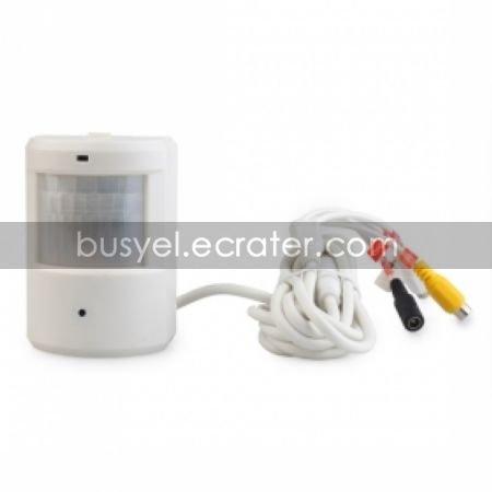 Working Smoke Detector with Hidden Camera(QW108)