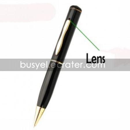 8GB Spy Pen with Hidden Camera