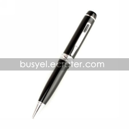 Spy Pen with Hidden HD Camera