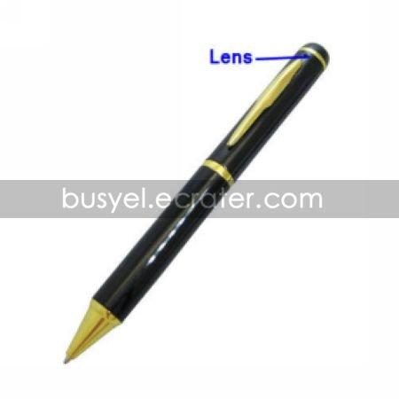 Spy Pen with Pinhole HD Camera