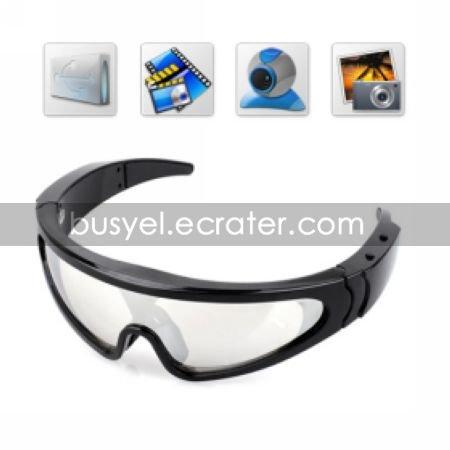 5MP HD Spy Eyewear Sunglasses Camera with Build in 4GB MemoryHidden Camera
