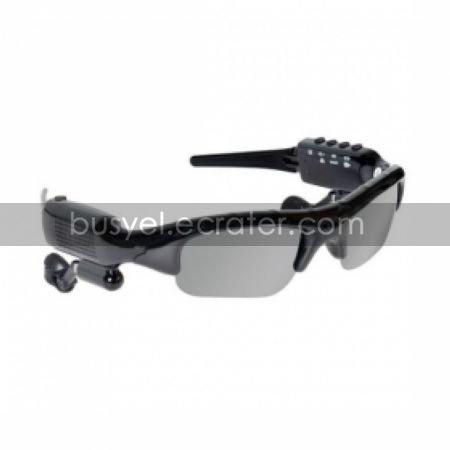 8G Sunglasses Camera DVR Video Recorder Bluetooth MP3 (DCE158)