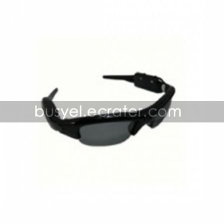 8GB Mini DV DVR Sunglasses Camera Audio Video Recorder (DCE146)
