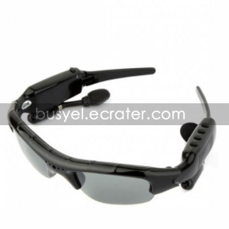 Spy Sunglasses Camera With MP3 + 8GB Memory