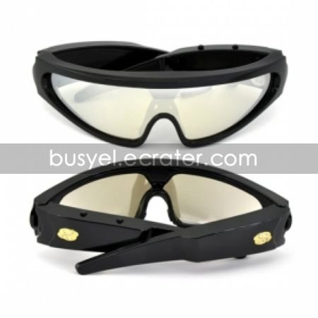 Spy Sunglasses with Undetectable Video Lens(EG063)