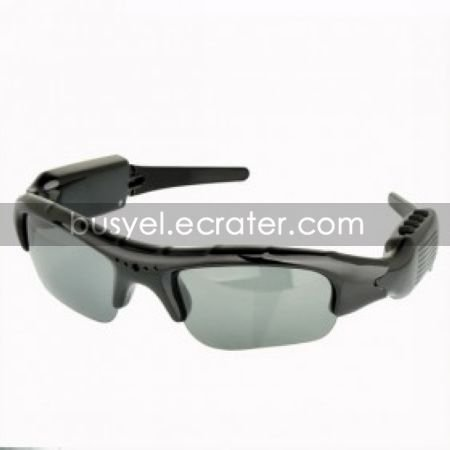Sunglasses Spy Camera DVR with and MP3 Photo Taking function 8GB Memory(HF-0515)Hidden Camera
