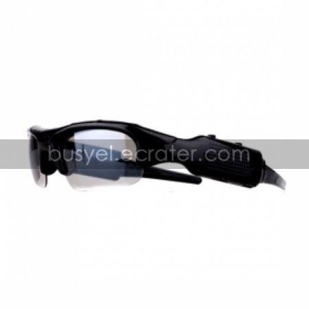 Sunglasses With HD Spy Camera