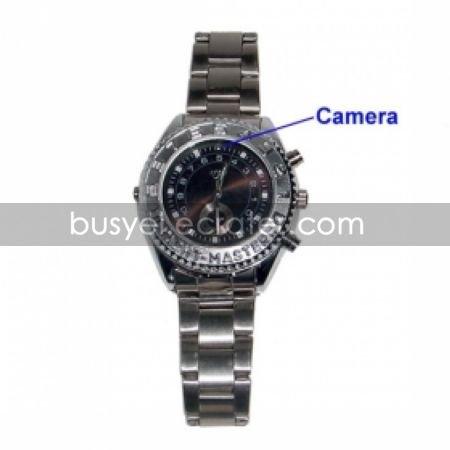 4GB Fashion Design Watch Style Spy CameraCamcorderHidden Camera (TRA309)